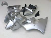 China otorcycle carenados kit para Kawasaki 2005 2006 2007 2008 ZZR600 ZZR 600 05 06 07 08 el sistema completo del kit de carenado