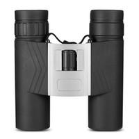 Бинокль 10x32 с высоким разрешением Портативный телескоп с противоскользящим маховиком Портативный ручной ремешок, легко переносить и хранить