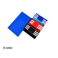 Marken-Designer Mens Boxer Briefs 3pcs / lot Druck-Art- und reizvolle Baumwoll Mann-Qualität Boxer Breathable Mens Underunterhose für Männer