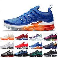 Nike Vapormax air max airmax shoes TN Plus Designers Casual Silver Triple s Black White Cool Grey Hyper Violet Grape para hombre Zapatillas de correr tamaño 5.5-11