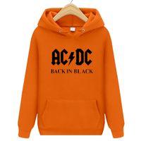 Herren Hoodies Sweatshirts Hoodie Männer Hip Hop ACDC Sweatshirt Männliche Casual Streetwear Jacke Hoody Frauen Marke Kleidung