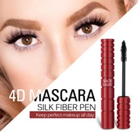 DHL FREE 4D Mascara Curling Thick Eyelashes Makeup Waterproo...