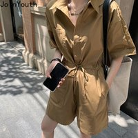 Joinyouth Rompers Womens Jumpsuit Summer New Arrival Korean ...