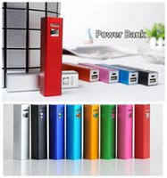 Mobile phone charger mobile power Mini USB portable charger ...
