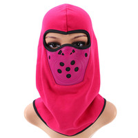 Windproof Face Mask Warm Headgear Thickened Skiing Outdoor N...