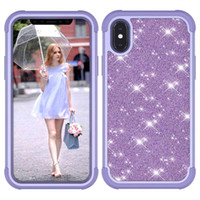 Luxury Glitter Shinny Bling Phone Cases for iPhone 6 7 8 Plu...