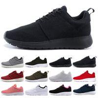 roshe run one Yeni Tanjun 1.0 3.0 Run Koşu Ayakkabıları erkek kadın siyah düşük Hafif Nefes Londra Olimpiyat Spor Sneakers erkek Eğitmenler boyutu 36-45