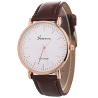 women Casual Watches Women' s Leather Stainless Steel Qu...