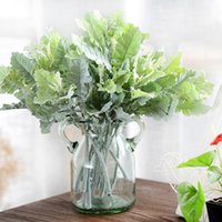 Artificial Silver Chrysanthemum Flowers Fake Flowers for Wed...