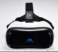 lunettes VR Box 3DVR lunettes 2 génération Verres de réalité virtuelle