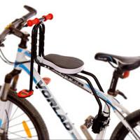 Bicicleta Saddles Front Montado Montanha Esteira de Montanha Crianças Bebê Bicicleta Cadeira de Segurança Saddle Carrier Acessórios