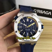 8 Color Diver Date42mm 15710ST. OO. A027CA. 01 Blue Dial Automa...