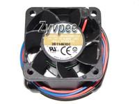 AVC DB04028B12U 40x40x28mm -093 4cm 12V 0.66A 3 Conductores para el ventilador de IBM X3650 X3400 X3500 x3655 Server Power 7001138-Y000 24R2731