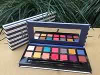 Spedizione gratuita ePacket New Makeup Eyes Nuovo Arrivi Hot Eyeshadow Palette 14 Colors Eyeshadow Palette!