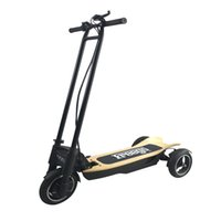 Freego ES - 10T Three Wheels Shockproof Folding Electric Sco...