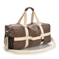 Men Travel Bags Large Capacity Women Luggage Travel Duffle B...