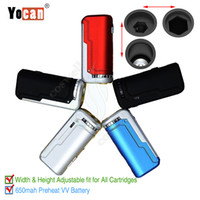 Original Yocan UNI Mod 650mAh Preheating Voltage Variable Ad...