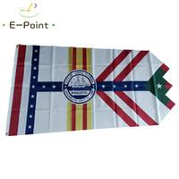 USA Flagge von Tampa, Florida 3 * 5 Fuß (90cm * 150cm) Polyester Fahne Banner Dekoration nach Hause fliegen Garten Flagge Festliche Geschenke