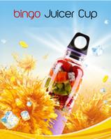 500ml 2 Lame portatile Blender Juicer Macchina del miscelatore elettrico mini USB Processor alimentari Juicer Smoothie Blender Cup spremiagrumi VT0813