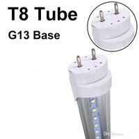 Светодиодные трубки T8 0.6m 2ft 12W 1100LM SMD 2835 свет ламп 2 фута 600мм 85-265 светодиодное освещение люминесцентная