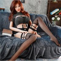 152 cm realistisch Festsilikon große Brust Sexpuppe mit Metallskelett japanischen erwachsene Liebespuppe Sex Vagina echter Pussy sexy erwachsenen Sex Gesundheit