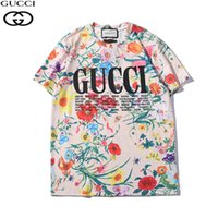 Mens T Shirt 2019 Summer New Trend Clothes Fashion Letters P...