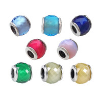 2020 New Authentic 925 Sterling Silver 9 Colors Tangent Plan...