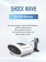 Protable electrónico da onda de choque para tratamento de tecido macio por ondas de choque terapia / máquina de baja Energia disfunción eréctil onda de choque