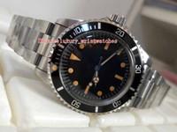 뜨거운 항목 BP 손목 시계 클래식 40mm 1974 빈티지 레트로 1680 레드 스테인레스 스틸 아시아 2813 무브먼트 기계 자동 망 시계