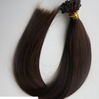 200g 1Set=200Strands Pre Bonded Flat Tip Hair Extensions 18 ...