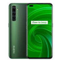 "Original Realme X50 PRO 5G Mobiltelefon 12 GB RAM 256GB ROM Snapdragon 865 Octa Core 64.0mp AI NFC Android 6.44 ""AMOLED Full Screen Fingerprint-ID Gesicht Smart-Handy"