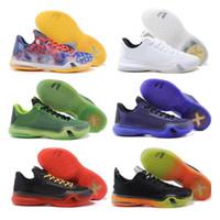 Erkekler için yeni 10 ayakkabı Eğitim Sneakers Deadstock Mamba 2020 Ayakkabı Sonsuza Mamba Jings Yakuda Blackout Düşünme Pink Yakuda Yerel Çevrimiçi Mağaza Dropshipping Kabul