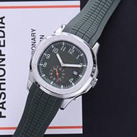 새로운 도착 스포츠 43mm 쿼츠 망 시계 고무 스트랩 고품질 시계 17colors PH60 시계