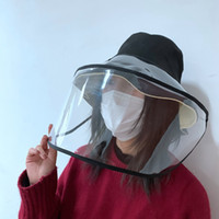 Epidemic Protection Hat 2020 NEW Anti Saliva Fog Hat with Fa...