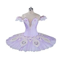 Girls Lilac Professional World Ballet Competiton Nutcracker ...