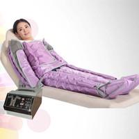 2020 Best Selling Мощные 44 камеры Прессотерапия Лимфодренаж Detox красоты Массаж машина давления воздуха для всего тела для похудения костюм