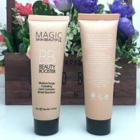 35ml Mineral Face Foundation BB Cream Bed Liquid Base ad alta definizione Smothing Face Block Sun Block Impermeabile Cosmetici H8441