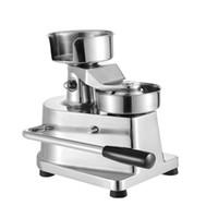 BEIJAMEI Usine 100 MM-130 MM commercial hamburger presse viande tarte machine manuel hamburger patty presse fabricant hamburger moule