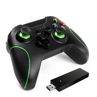 Joystick Gamepad 2.4G controlador sem fio para Xbox Um Console Para PC Para smartphone Android