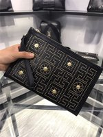 High- end clutch bag designer coin purse arrival luxury walle...