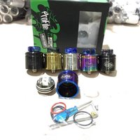 Hot Profile RDA Tank 24mm Diameter Rebuidable Mesh Coil RDA ...