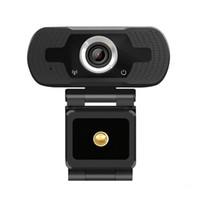 HD 1080P MINI Cámara web de cámara web Micrófono incorporado Micrófono en vivo USB Video RecorderOnline Lección Inicio Office Essentials Minor Minor Box