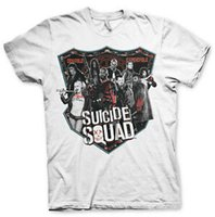 cdbd7d5e8 New Arrival. Officially Licensed Suicide Squad Deniable & Expendable Men's T -Shirt ...