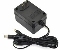 Universal 3 en 1 Enchufe de EE. UU. Adaptador de CA Cargador de fuente de alimentación para SNES NES SEGA Genesis 1 Juego Accesorios Alta calidad ENVÍO RÁPIDO