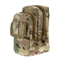 Outdoor taktische EDC Nylon Molle Hüfttasche Tools Utility Handy Tasche Ausrüstung Gürteltasche Taschen