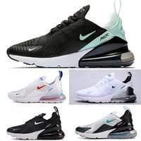 Nike Air Max 270 2020 OG Coussin et Damping caoutchouc Courir Chaussures de sport Poids léger 27C OG Mesh respirant Damping Athletic Sports Chaussures 36-45