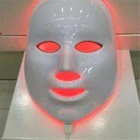 중국 도매 한국어 스킨 케어 얼굴 리프트 피부 젊 어 짐 사용자 지정 레드 라이트 테라피 PDT 광자 LED 페이셜 마스크
