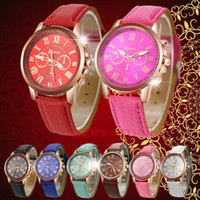 LASPERAL Watch Geneva Women Belt Ladies Watch Quartz Allo Bu...