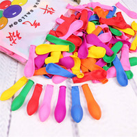 500pcs/bag hottest Aihua Balloon Large Water Balloon Children's Toy Party Supplies Aihua Balloons wholesale DHL