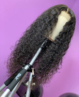 Water Wave Wig Brazilian Lace Front Synthetic Hair Wigs For ...